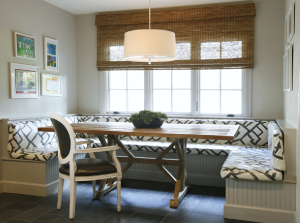 Most Popular Mcloughlin Dining Tables With Regard To Banquette Fabric (View 21 of 25)