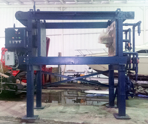 """Most Popular Murphey Rectangle 112"""" L X 40"""" W Tables Intended For Enviro Solutions – Used Filter Presses (View 23 of 25)"""