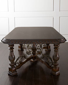 Most Popular Nerida Trestle Dining Tables Regarding Colette Trestle Dining Table (View 20 of 25)