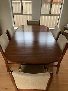 Most Popular Sold Pending Pickup Noblett Extension Dining Table With 6 With Regard To Genao 35'' Dining Tables (View 4 of 25)