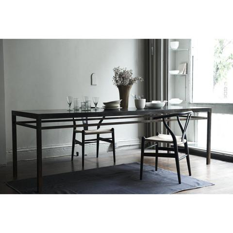 Most Recent Classic Dining Tables For Canvas – Vintage Metal Dining Tables (View 12 of 25)