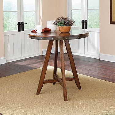 Most Recent Durable, Wood Composite Top. Solid Wood Legs (View 21 of 25)