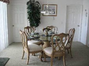 Most Recent Lewin Dining Tables Pertaining To Bridgewater Crossing #2629 Davenport, Davenport Villa Rentals (View 25 of 25)