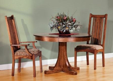 Featured Photo of Pedestal Dining Tables