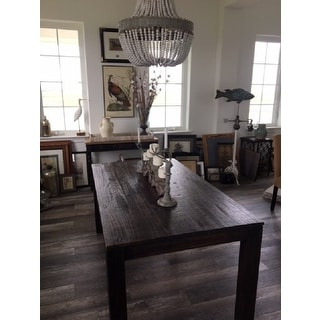 Most Recent Shop Grain Wood Furniture – Montauk Dining Table – Solid Throughout Montauk 36'' Dining Tables (View 12 of 25)