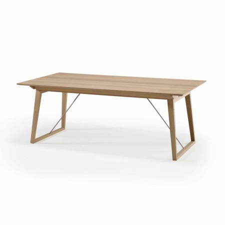 Most Recent Skovby Sm38 Extending Dining Table (View 2 of 25)