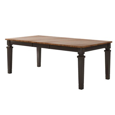 Most Recently Released Black Oak Kitchen & Dining Tables You'll Love In 2020 Within Keown 43'' Solid Wood Dining Tables (View 2 of 25)