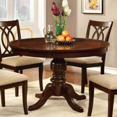 Featured Photo of Servin 43'' Pedestal Dining Tables