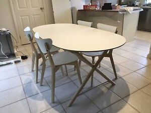 Most Recently Released Ikea Slähult/nordmyra Dining Set For (View 3 of 25)