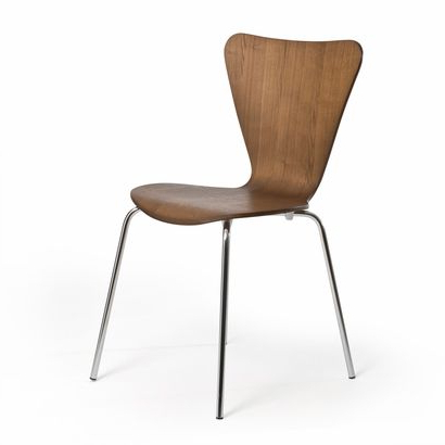 Most Recently Released Mode Breakroom Tables Regarding Trendy Ii Bentwood Stacking Chair – Click To Enlarge (View 4 of 25)