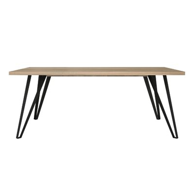 Most Recently Released Rishaan Dining Tables Within Rectangular Rustic & Farmhouse Kitchen & Dining Tables You (View 12 of 25)