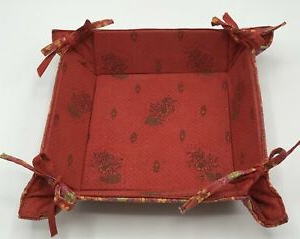 Most Recently Released Vintage Laura Ashley Fabric Basket (View 10 of 25)