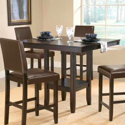 Most Up To Date Arcadia Counter Height Dining Table (View 24 of 25)