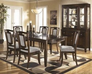Most Up To Date Ashley Furniture – Martini Studio Rect Dining Room Ext Regarding Baring 35'' Dining Tables (View 24 of 25)