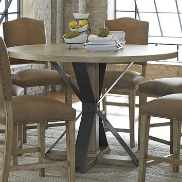 Most Up To Date Jillian Counter Dining Table (View 4 of 25)