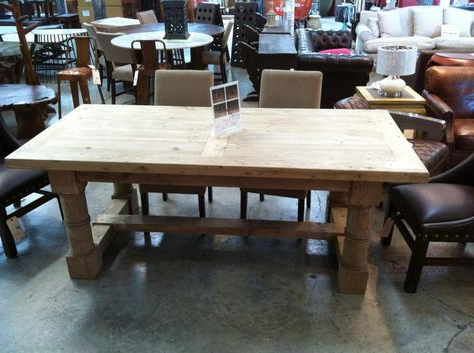 Most Up To Date Neves 43'' Dining Tables Throughout 43 {dwelling} Dining Tables Ideas (View 10 of 25)