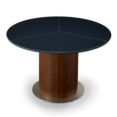 Most Up To Date Show Details For Skovby Round Expanding Dining Table Sm 32 Throughout Hemmer 32'' Pedestal Dining Tables (View 6 of 25)