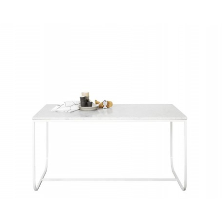 Nazan 46'' Dining Tables With Best And Newest Tati Dining Table 140 Marble – Galerie Møbler (View 19 of 25)