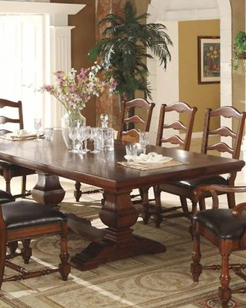 Nerida Trestle Dining Tables Within Popular Winners Only Ashford Dining Trestle Table Wo Da (View 23 of 25)