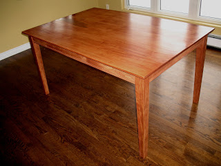 Neves 43'' Dining Tables Regarding Well Known Woodworks: March (View 6 of 25)