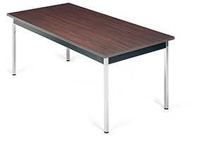 Newest Mode Round Breakroom Tables Intended For Break Room Furniture (View 14 of 25)