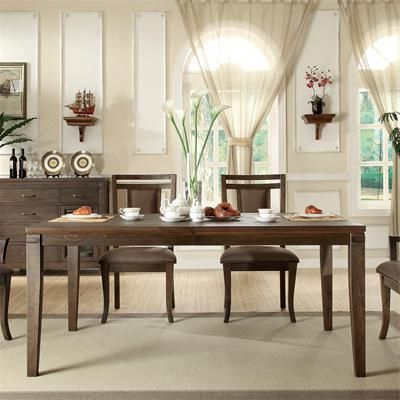 Newest Riverside Furniture – Promenade Rectangular Dining Table In Balfour 39'' Dining Tables (View 16 of 25)