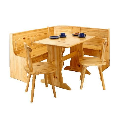 Oak Nook Dining Set With Storage (View 25 of 25)