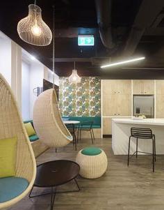 Office Break Room, Break Room For Most Recently Released Mode Breakroom Tables (View 14 of 25)