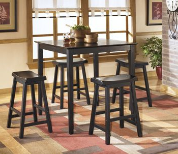 Overstreet Bar Height Dining Tables Within Most Popular Pinsusan Curtin On Tammy's Board! (View 8 of 25)