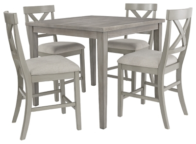 Parellen Counter Height Dining Room Table – Icon Sales With Newest Eduarte Counter Height Dining Tables (View 17 of 25)