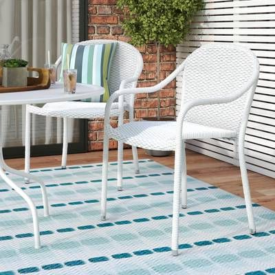 Patio Dining Chairs Throughout Fashionable Belton Dining Tables (View 18 of 25)