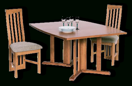 Pedestal Dining Table, Dining Table With Regard To Most Current Geneve Maple Solid Wood Pedestal Dining Tables (View 19 of 25)