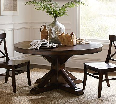 Pedestal Dining With Regard To 28'' Pedestal Dining Tables (View 4 of 25)