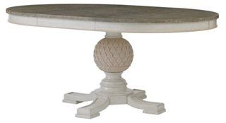 Pedestal With Regard To 2019 Corvena 48'' Pedestal Dining Tables (View 16 of 25)