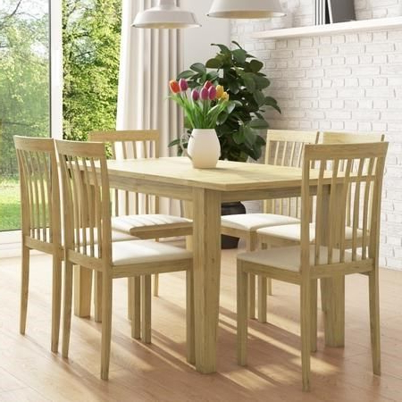 Pinjordan Day On Living & Dining Room In 2020 Intended For Well Known Neves 43'' Dining Tables (View 11 of 25)