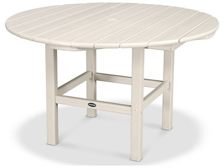 Polywood® Kids Recycled Plastic 38'' Wide Round Dining Within Most Recently Released Bechet 38'' Dining Tables (View 3 of 25)