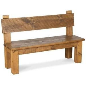 Popular Any Size Made Solid Wood Chunky Rustic Plank Pine High Pertaining To Reagan Pine Solid Wood Dining Tables (View 23 of 25)