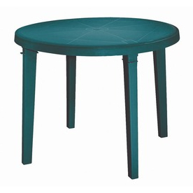Popular Bechet 38'' Dining Tables Pertaining To Shop Adams Mfg Corp Amesbury 38 In X 38 In Resin Round (View 4 of 25)