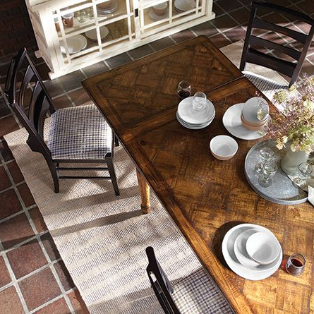 """Popular Hetton 38'' Dining Tables For Sylvie 70"""" X 38"""" Extension Dining Table In Milled Pine (View 24 of 25)"""