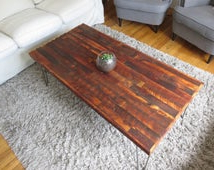 Popular Items For Rustic Dining Table On Etsy Inside Most Up To Date Nolea (View 25 of 25)