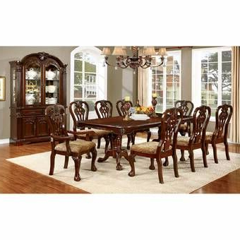 Popular Keown 43'' Solid Wood Dining Tables Regarding Welliver Traditional Extendable Dining Table (View 24 of 25)