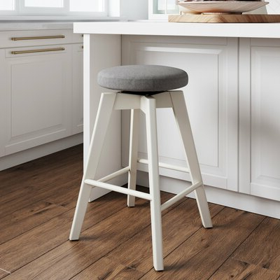 Preferred Backless Swivel Bar Stools & Counter Stools You'll Love In Within Drubin (View 11 of 12)