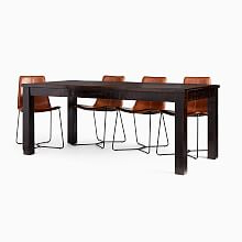 Preferred Mccrimmon 36'' Mango Solid Wood Dining Tables Intended For Mango Wood Tables (View 8 of 25)