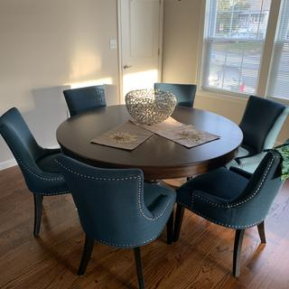 Raymour & Flanigan With Regard To Steven 39'' Dining Tables (View 25 of 25)