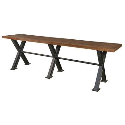 Reagan Pine Solid Wood Dining Tables Inside Latest This Pine Dining Table Blends Rustic Charm And Clean (View 3 of 25)