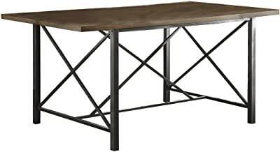 Recent Gorla 39'' Dining Tables With Regard To Amazon – Zuo Modern 100000 Stockholm Dining Table (View 21 of 25)