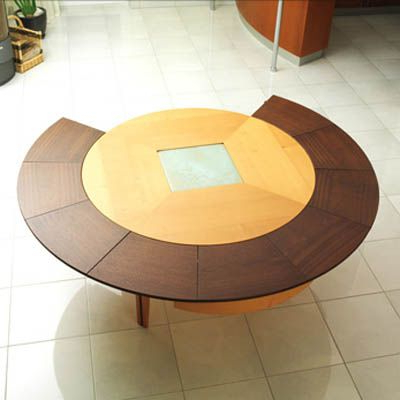 Recent Neves 43'' Dining Tables In Expanding Table From Braun Woodline – Tuvie In (View 18 of 25)