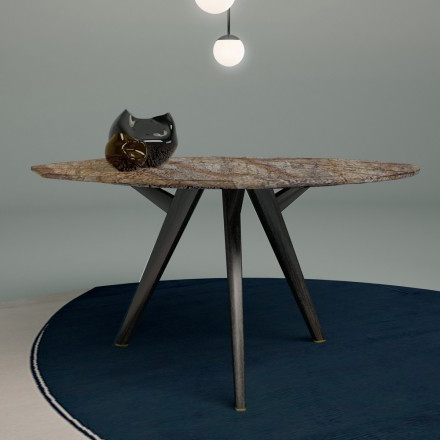Rectangular, Square And Round Tables – Made In Italy With Regard To Current Dellaney 35'' Iron Dining Tables (View 8 of 25)