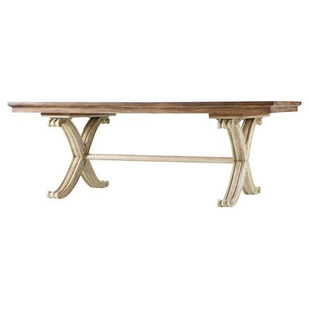 Rhiannon Poplar Solid Wood Dining Tables In Famous Features:poplar Solids With Primavera And Maple Veneers (View 10 of 25)
