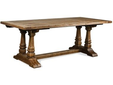Rhiannon Poplar Solid Wood Dining Tables With Most Popular The Hawthorne Collection Is The Perfect Mix Of Rustic (View 21 of 25)